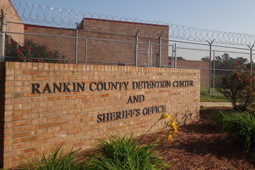 rankin county detention center