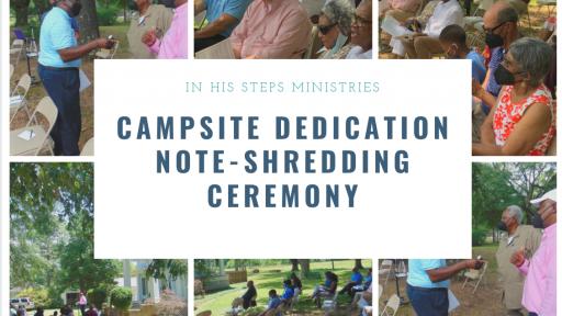 Campsite Dedication